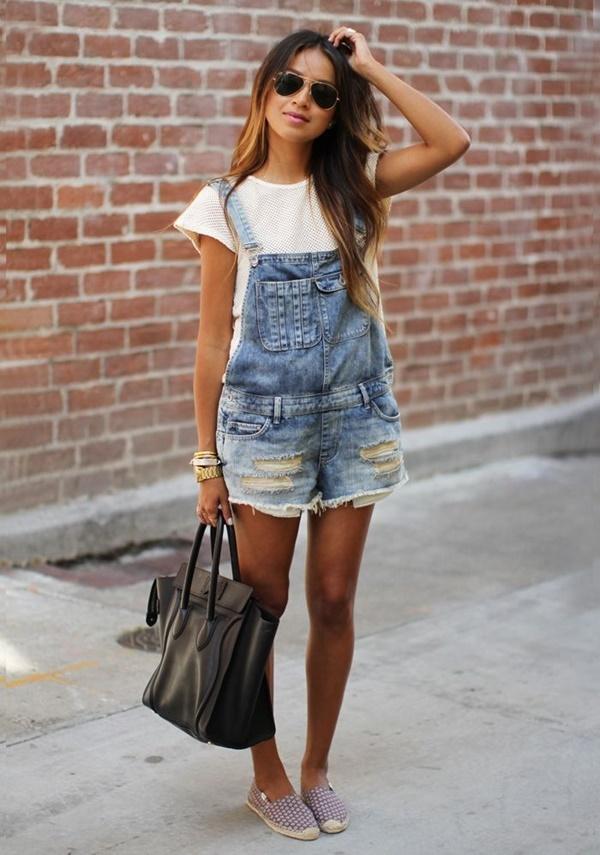 Chic Street style women fashion5