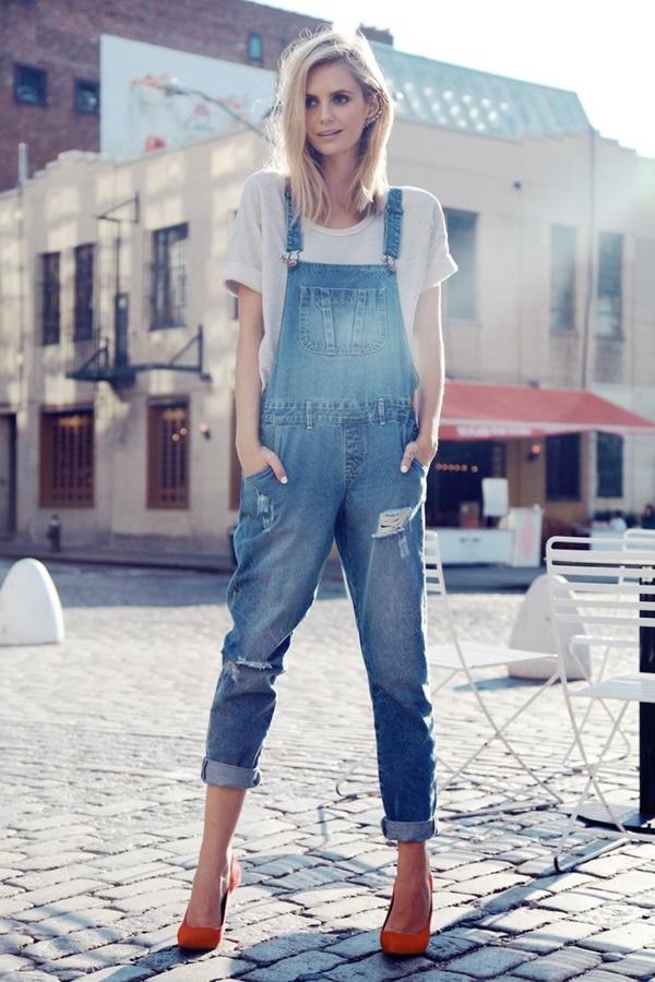 Chic Street style women fashion6