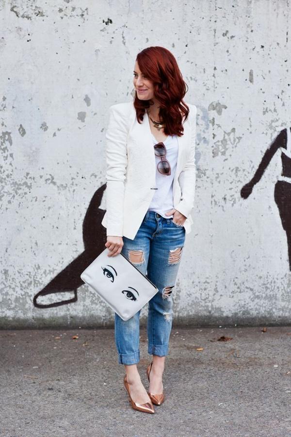 Chic Street style women fashion7