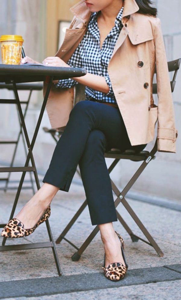 Chic and Haute Interview Outfits for women13
