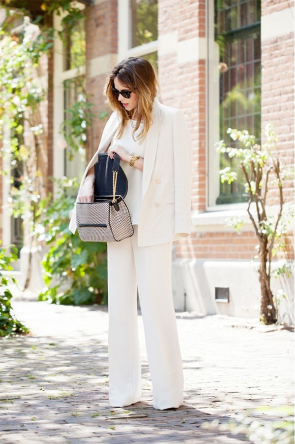 Chic and Haute Interview Outfits for women18