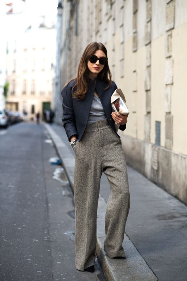 Chic and Haute Interview Outfits for women24