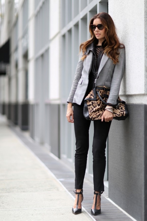 Chic and Haute Interview Outfits for women28