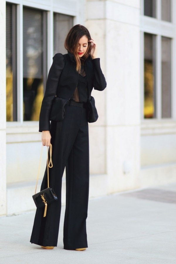 Chic and Haute Interview Outfits for women30