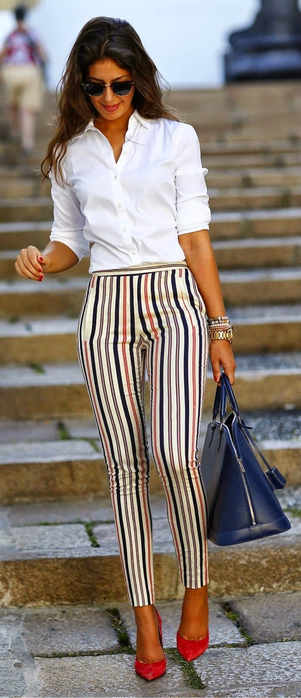 Chic and Haute Interview Outfits for women39