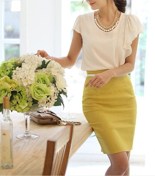 Chic and Haute Interview Outfits for women40