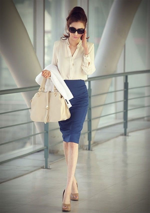 Chic and Haute Interview Outfits for women7