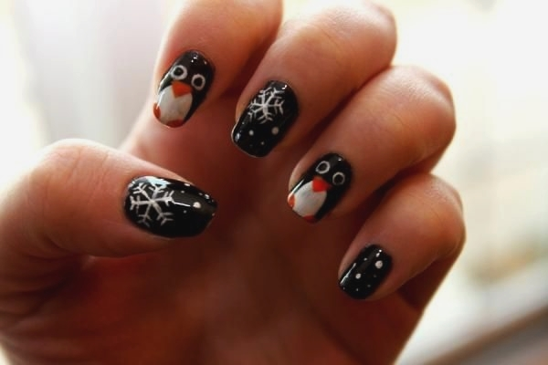Christmas Nail art Designs and Ideas9