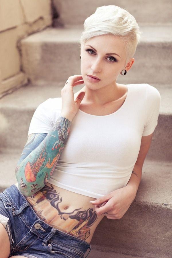 Cute Short Haircuts for women (1)