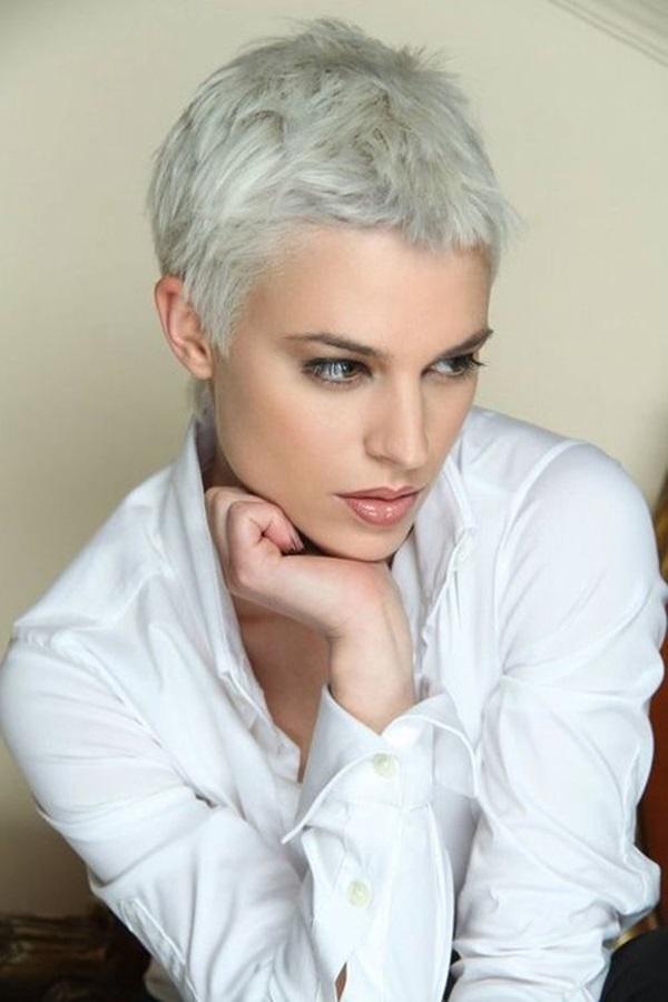 Cute Short Haircuts for women (20)