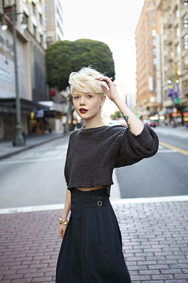 Cute Short Haircuts for women (3)