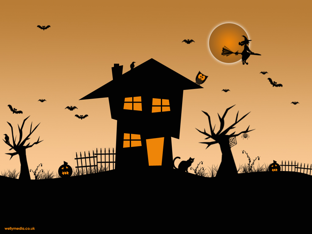 Cute And Happy Halloween Wallpapers HD For Free (31)