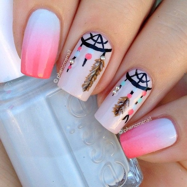 Fall Nails Art Designs and Ideas (14)