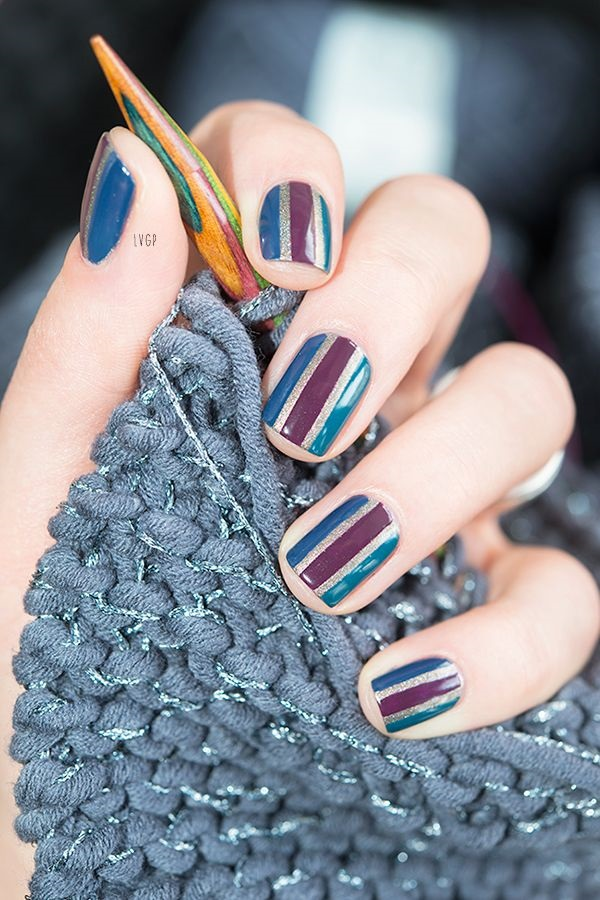 Fall Nails Art Designs and Ideas (15)
