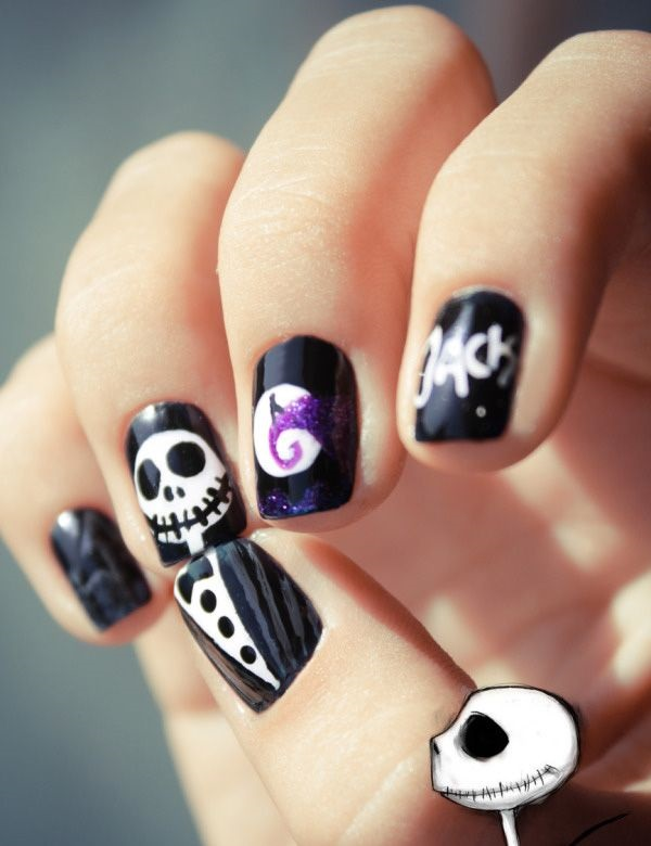 Fall Nails Art Designs and Ideas (16)