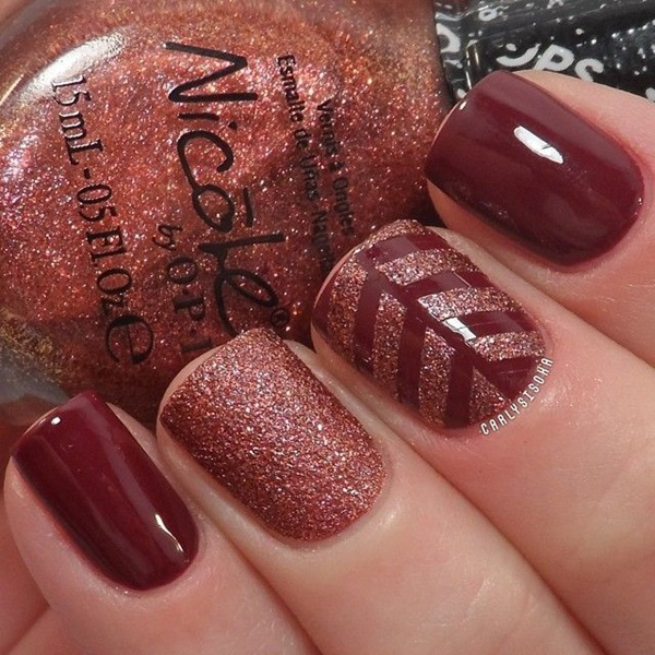 Fall Nails Art Designs and Ideas (21)