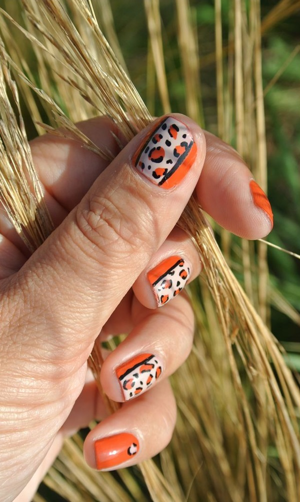 Fall Nails Art Designs and Ideas (23)