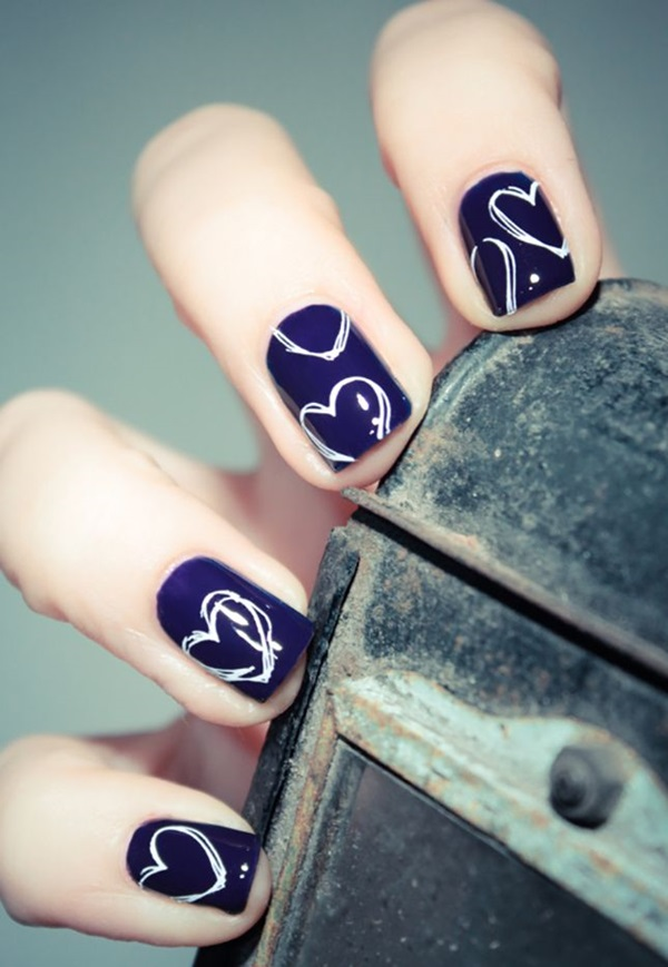 Fall Nails Art Designs and Ideas (7)
