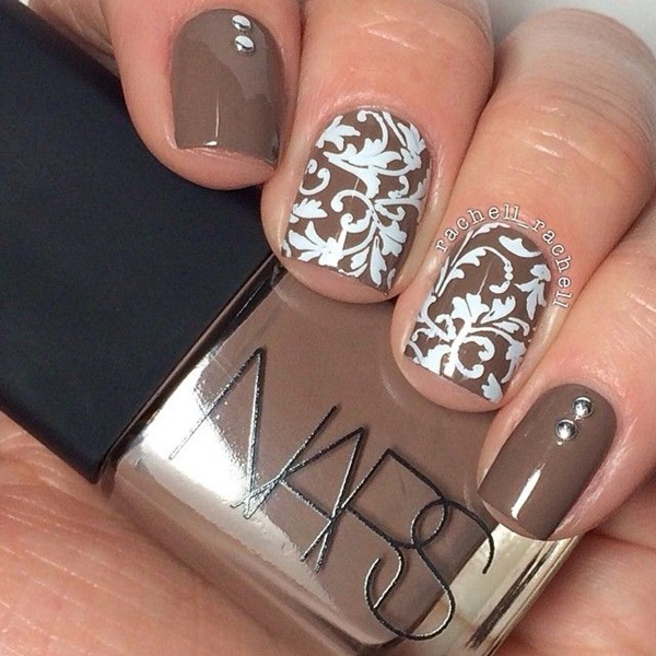 Fall Nails Art Designs and Ideas (8)