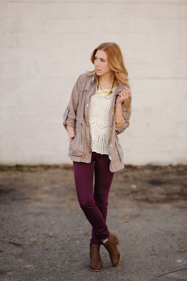 Latest Fall Fashion Outfits with Boots for Teens (3)