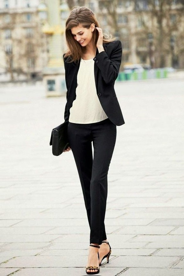 Winter Work Outfits for Women (13)