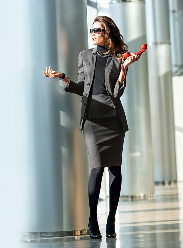 Winter Work Outfits for Women (2)