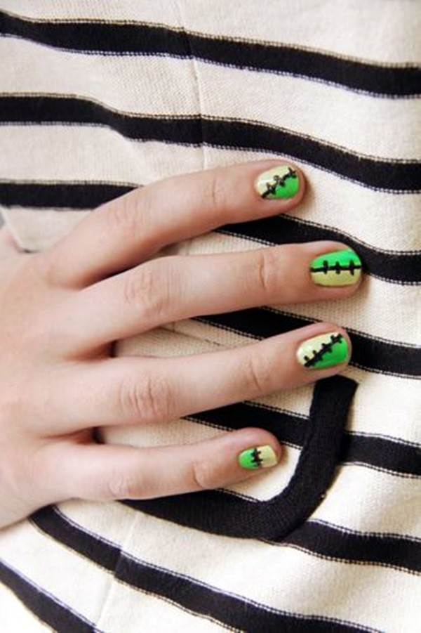 Halloween Nail Art Designs and Ideas (12)