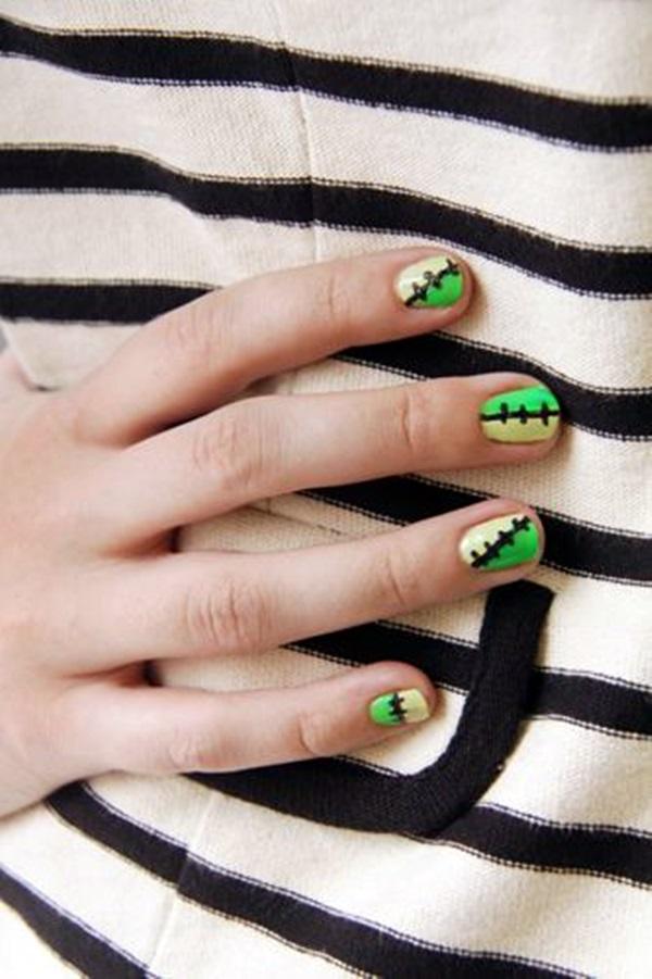 Halloween Nail Art Designs and Ideas (12)
