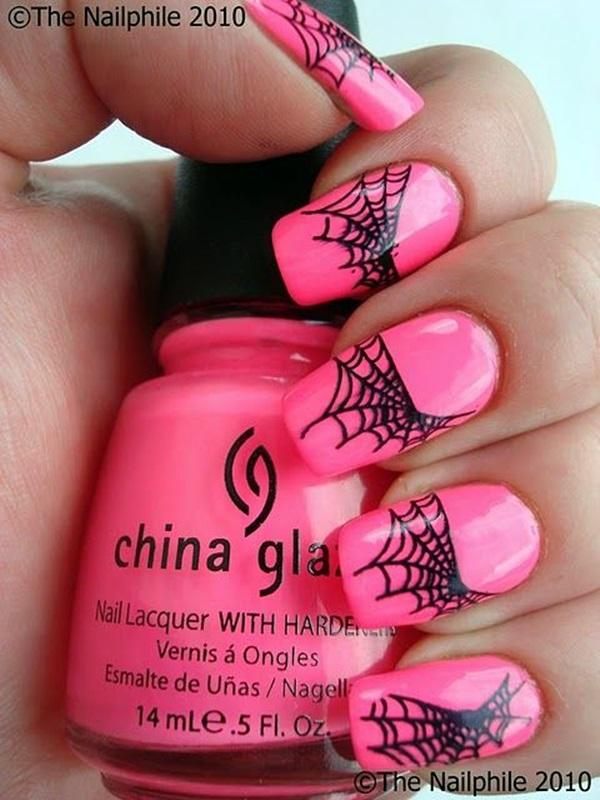 Halloween Nail Art Designs and Ideas (18)