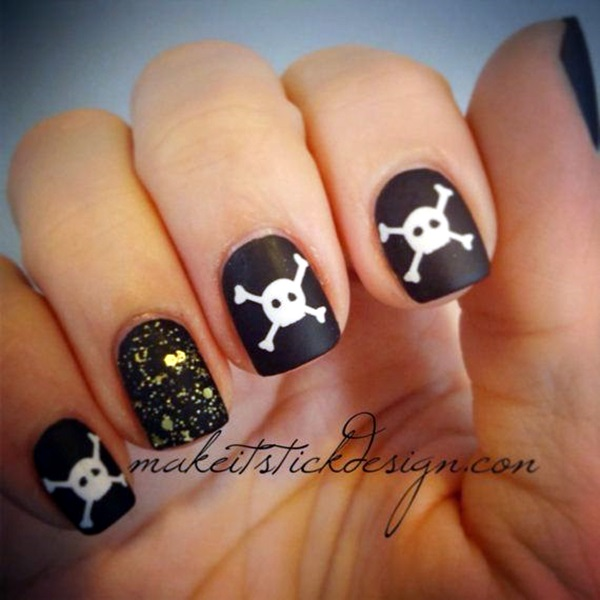Halloween Nail Art Designs and Ideas (3)