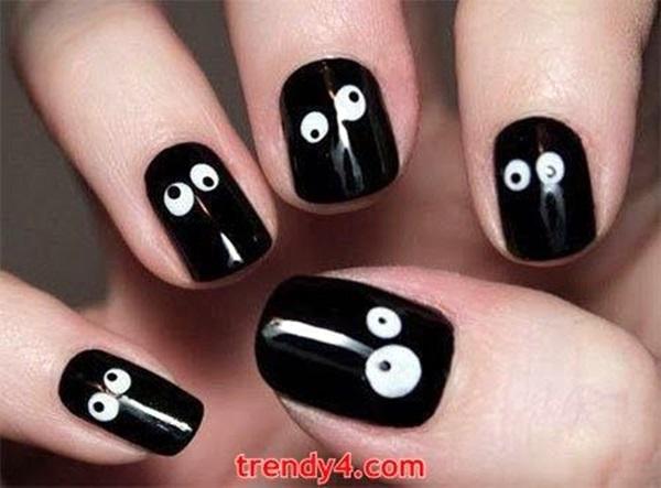 Halloween Nail Art Designs and Ideas (4)