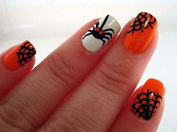 Halloween Nail Art Designs and Ideas (6)