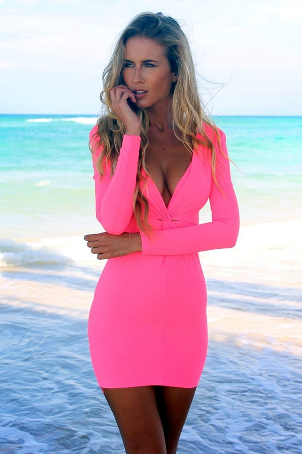 Neon Fashion Outfits for Teens (11)