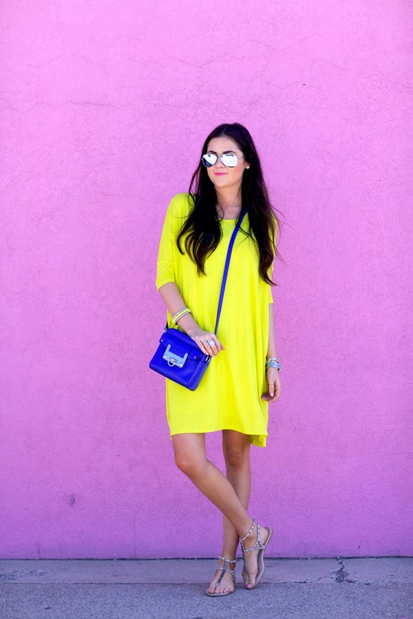 Neon Fashion Outfits for Teens (9)