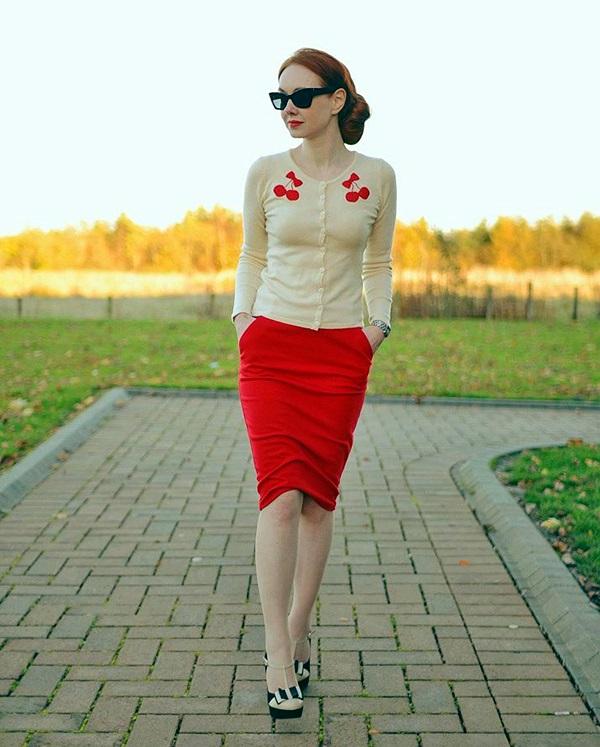 Retro Fashion Style Outfits (10)