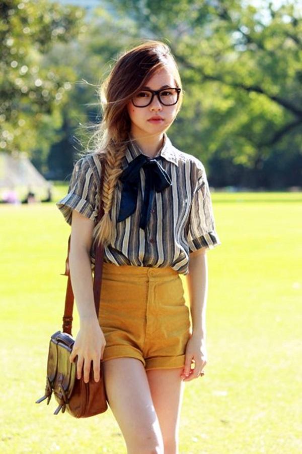 Retro Fashion Style Outfits (1)