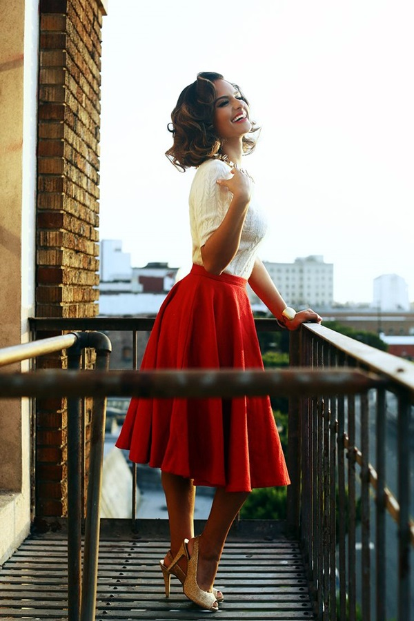 Retro Fashion Style Outfits (13)