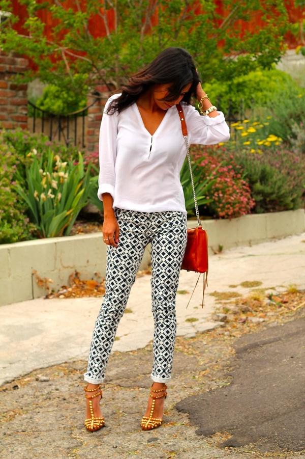 Stylish Ways to Wear Leggings in winter12