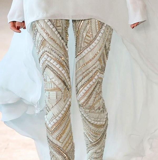 Stylish Ways to Wear Leggings in winter22
