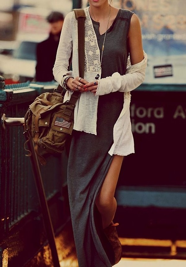 Unique Ideas to wear Summer Outfits in Winter28