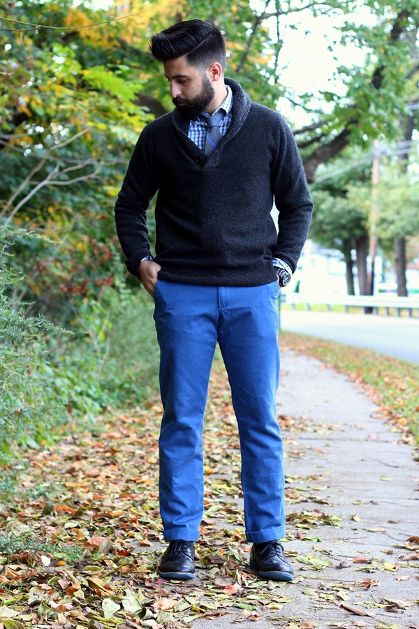 Winter Fashion Outfits for Men in 2015 (2)