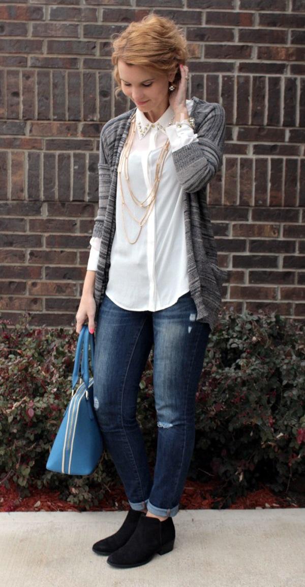 Winter Street Style Fashion 2015 (14)