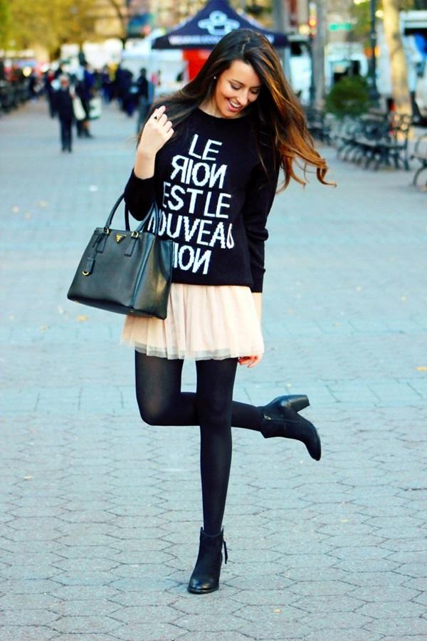 Winter Street Style Fashion 2015 (2)