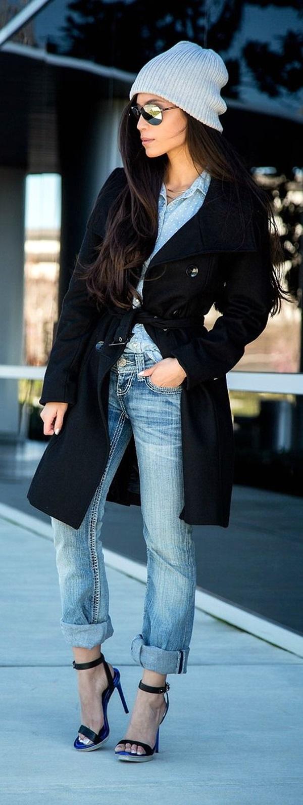 Winter Street Style Fashion 2015 (25)