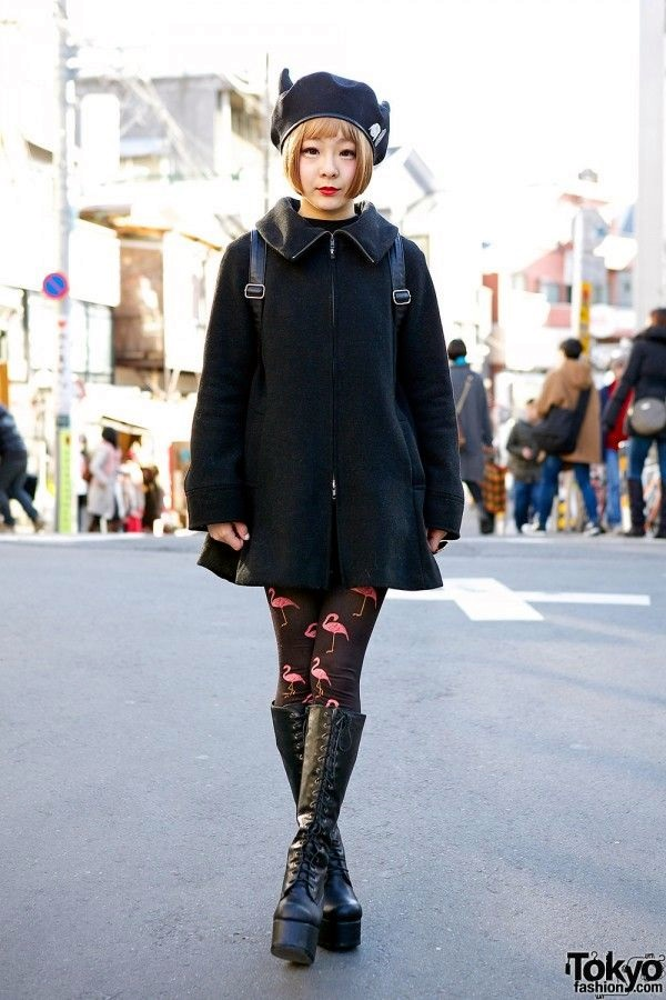 Winter Street Style Fashion 2015 (4)