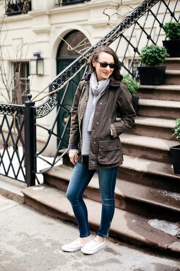 Winter Street Style Fashion 2015 (6)