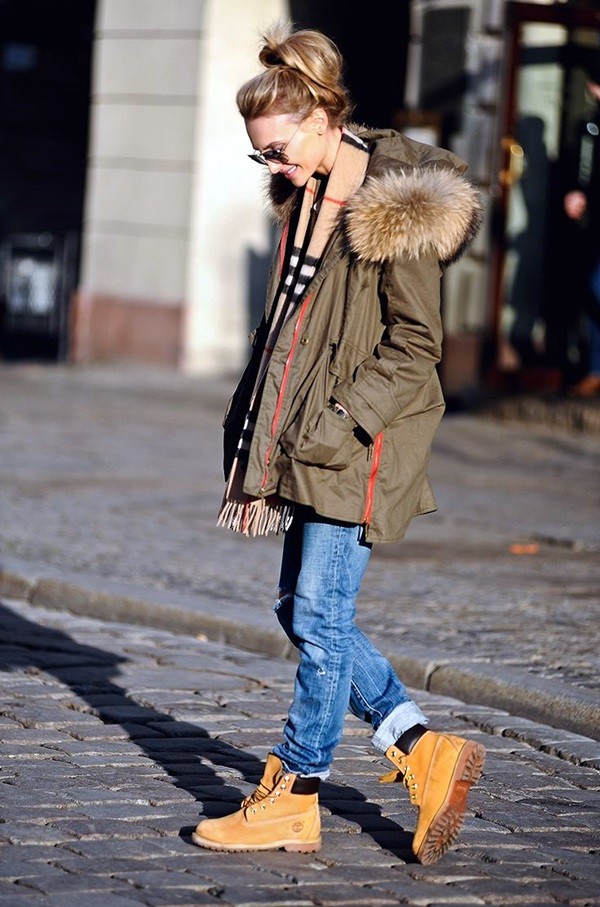 Winter Street Style Fashion 2015 (6)