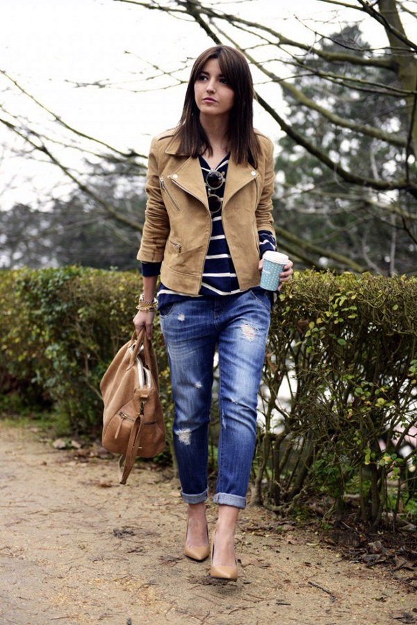 Winter Street Style Fashion 2015 (9)
