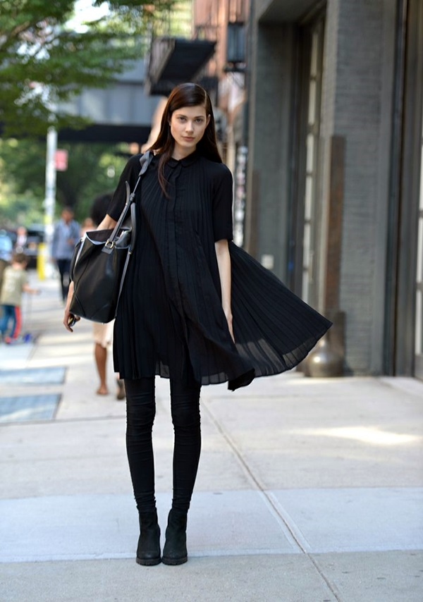 All Black Chic Outfits (10)