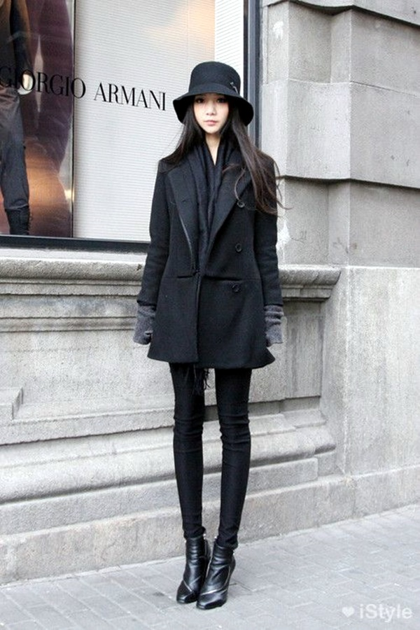 All Black Chic Outfits (11)